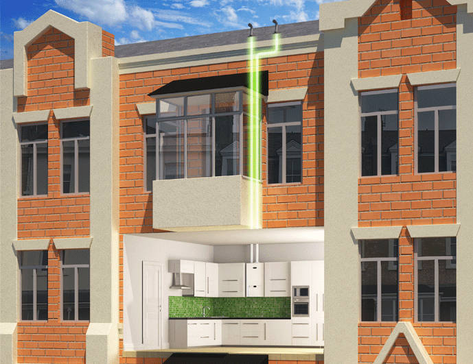 Apartments Flue 689X531