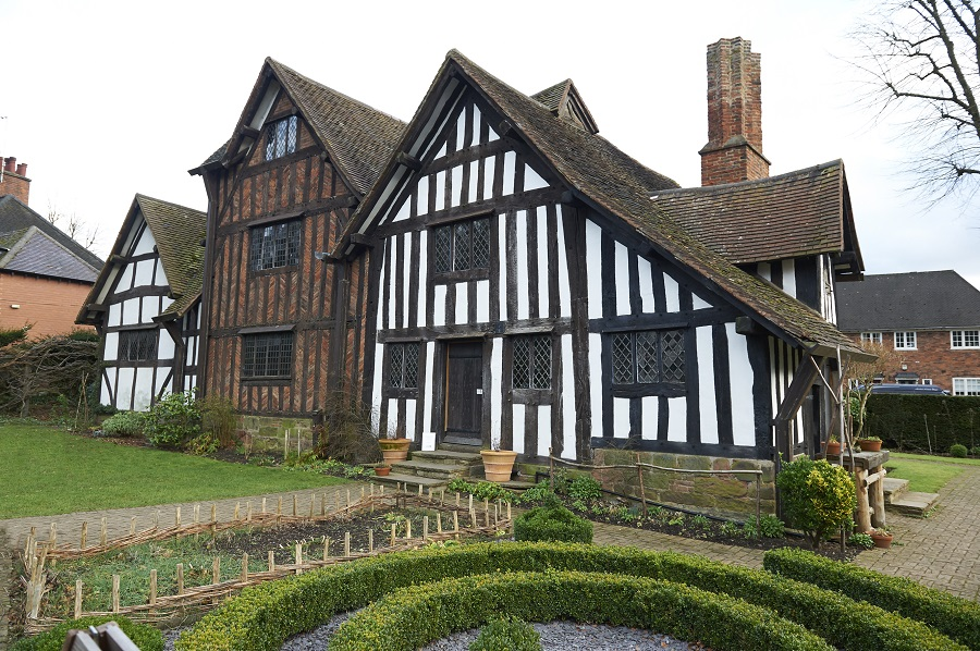 Case Study Selly Manor