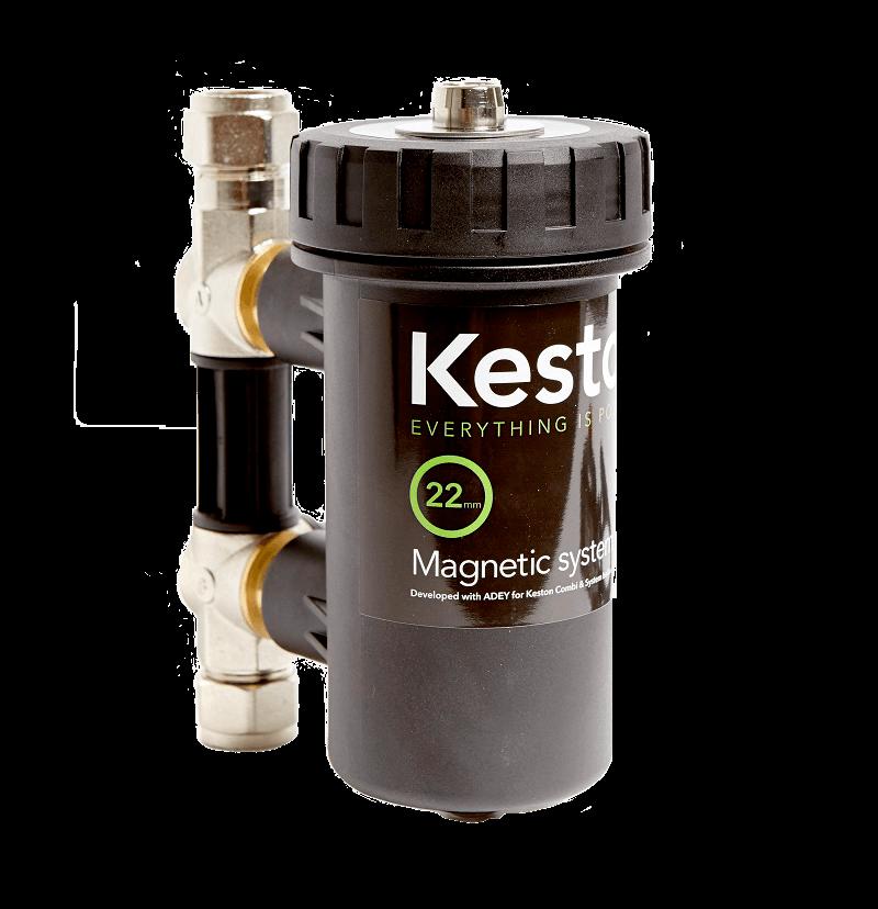 Keston Filter 22 Website