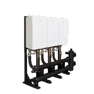 Keston Boilers Heat 2 x3 header kit